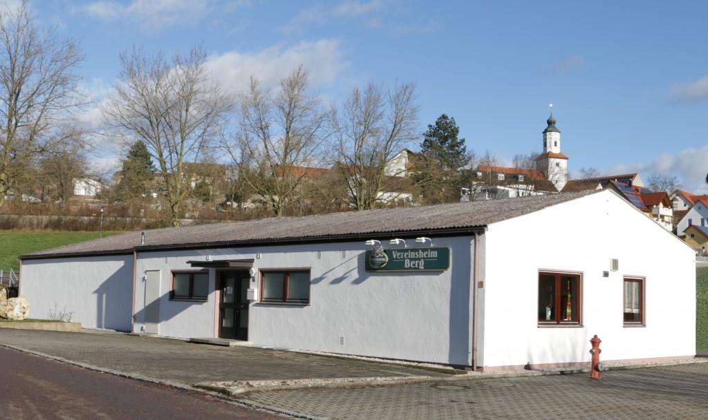 Vereinsheim für Homepage